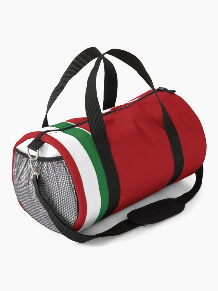 Alternate view of Alfa Romeo Biscione Duffle Bag