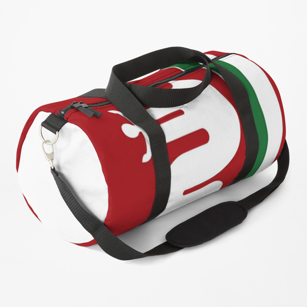 Alfa Romeo Biscione Duffle Bag