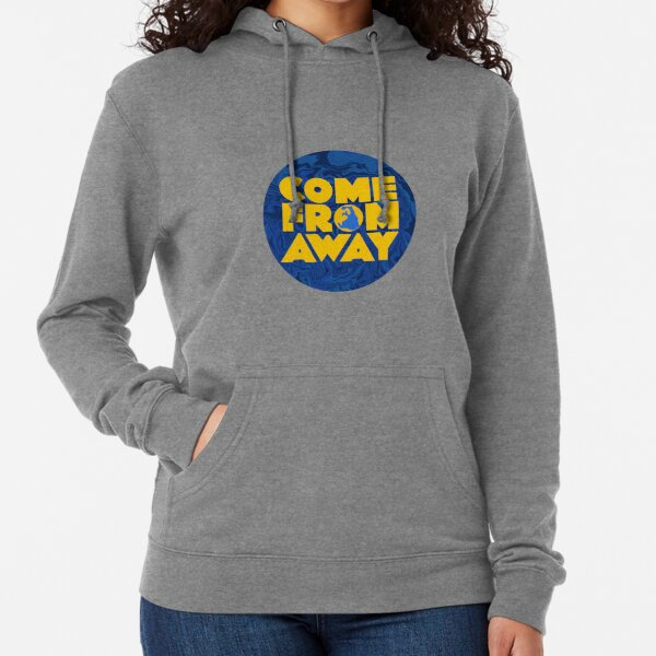 Come From Away Lightweight Hoodie