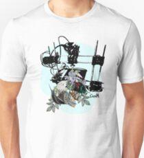 Nature 3D Print Unisex T-Shirt