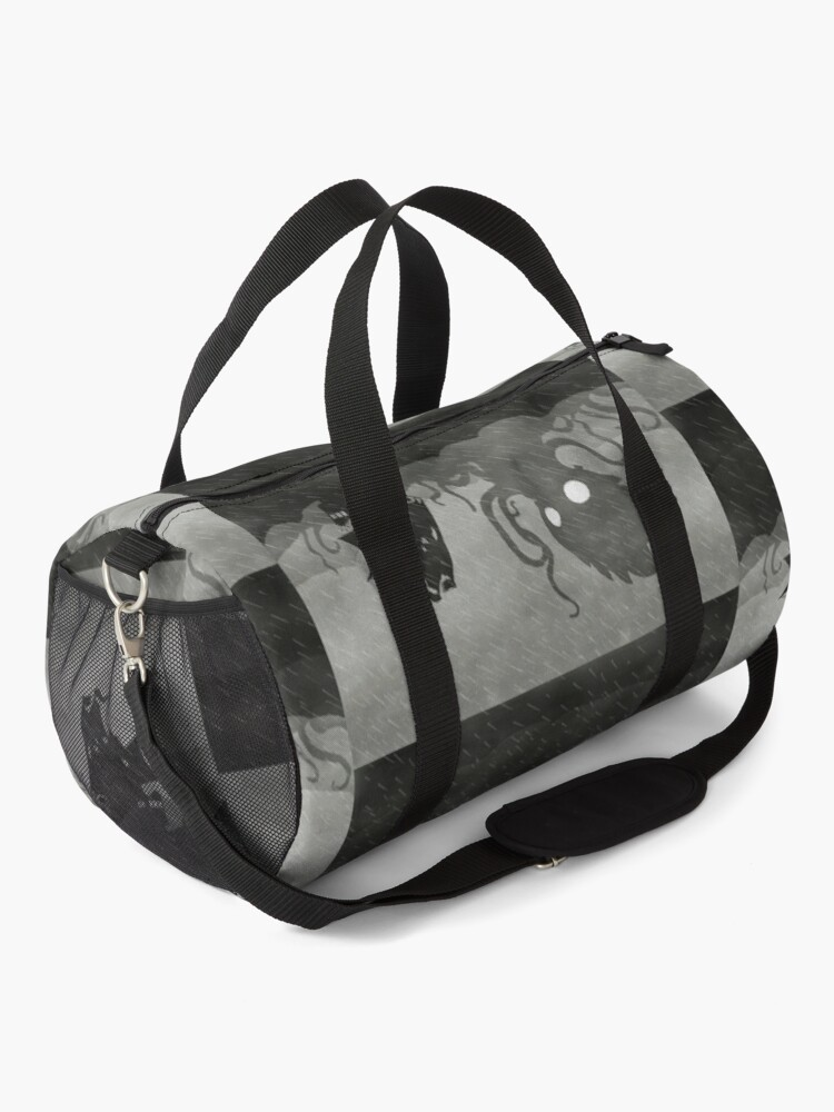 Alternate view of Rainy Ship & Kraken Duffle Bag