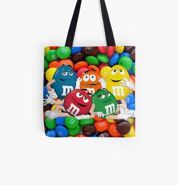 M&M Crew (Large Scale) All Over Print Tote Bag