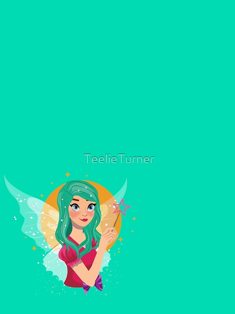 Ruby The Ribbon Fairy™ by TeelieTurner