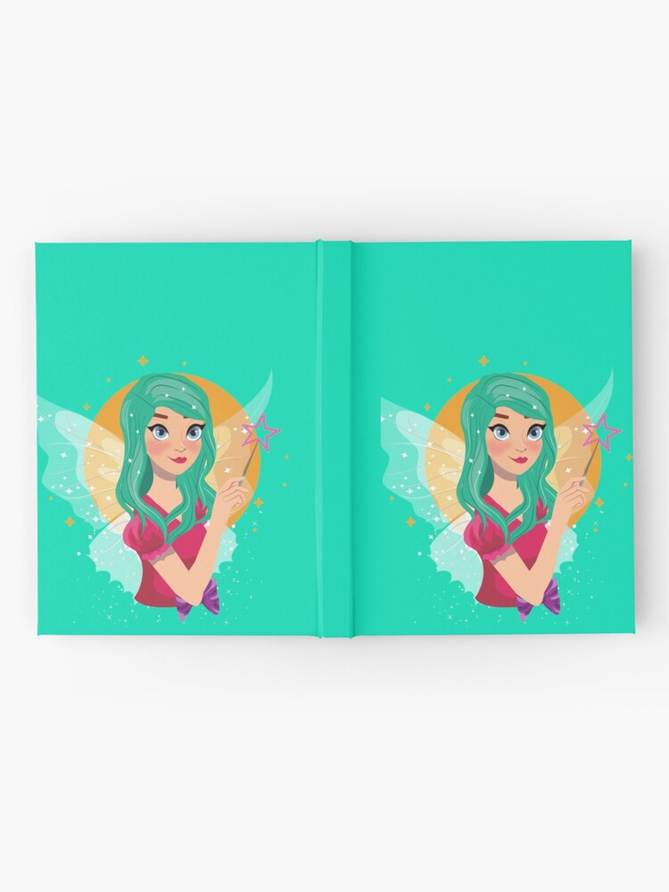 Alternate view of Ruby The Ribbon Fairy™ Hardcover Journal