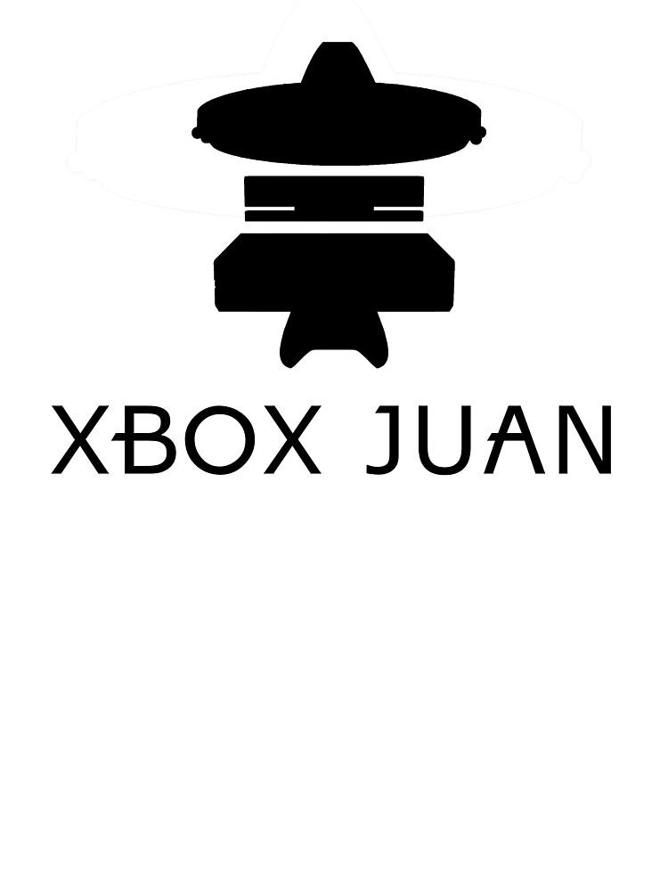 Xbox Juan - Black by VladTeppi