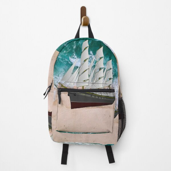 Tall Ship Backpack
