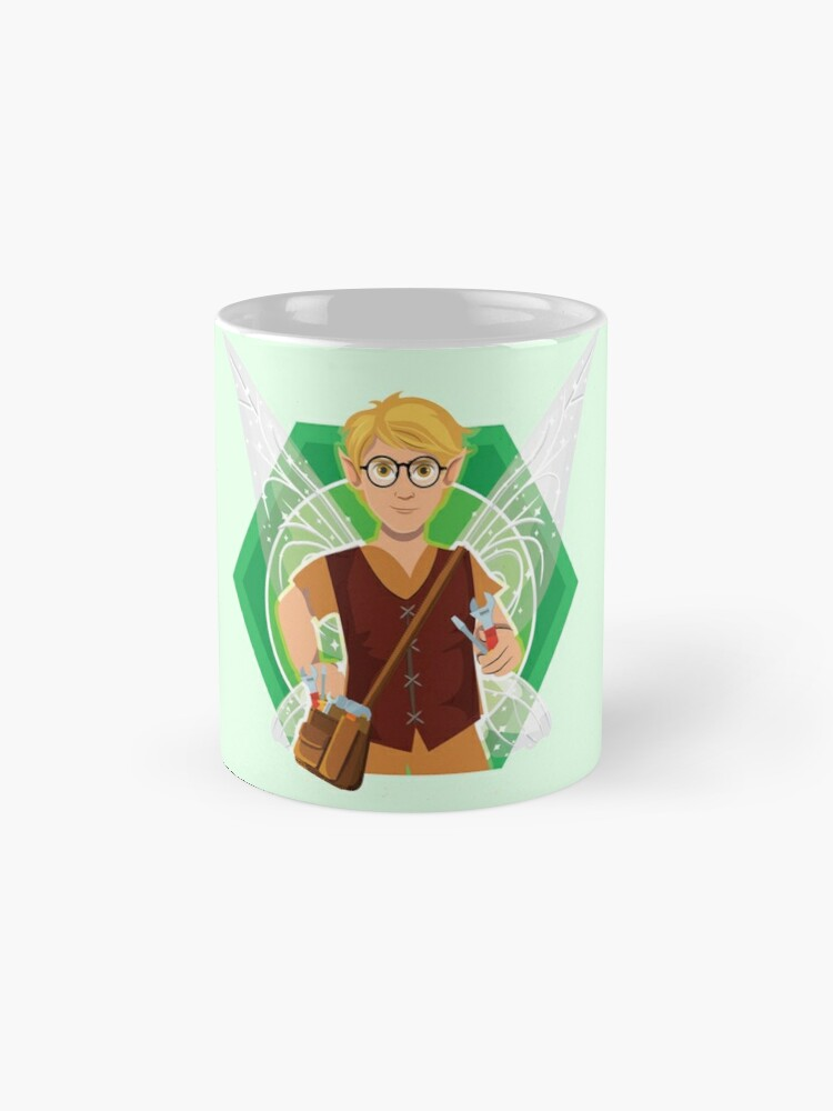Alternate view of Tommy Tinker-The Tinker Fairy™ Mug