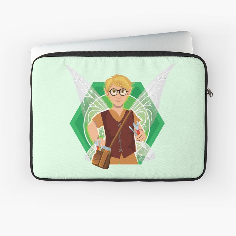 Tommy Tinker-The Tinker Fairy™ Laptop Sleeve