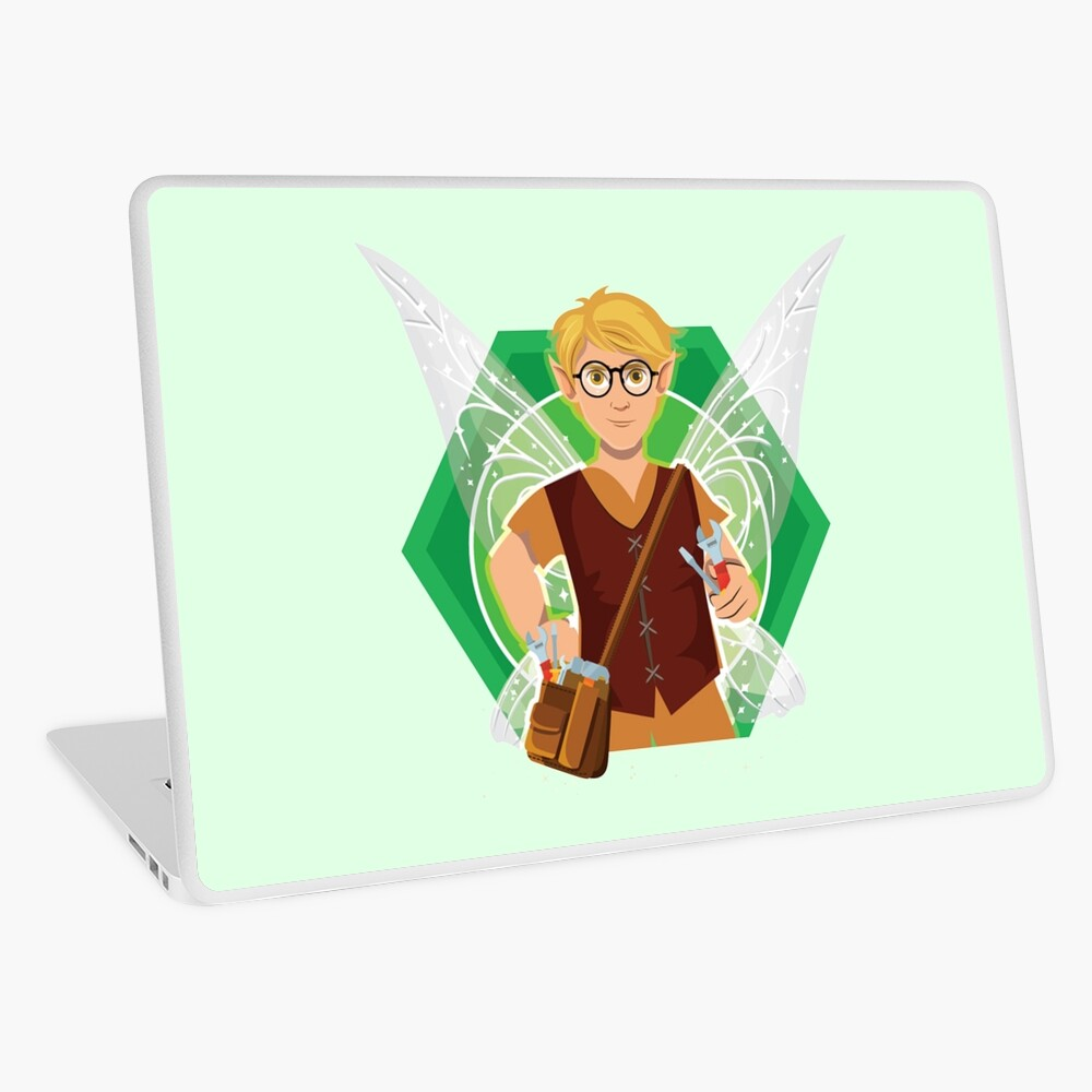 Tommy Tinker-The Tinker Fairy™ Laptop Skin