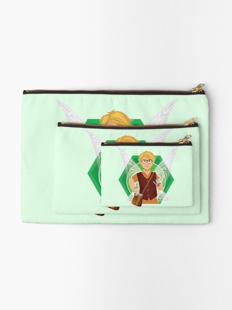 Alternate view of Tommy Tinker-The Tinker Fairy™ Zipper Pouch