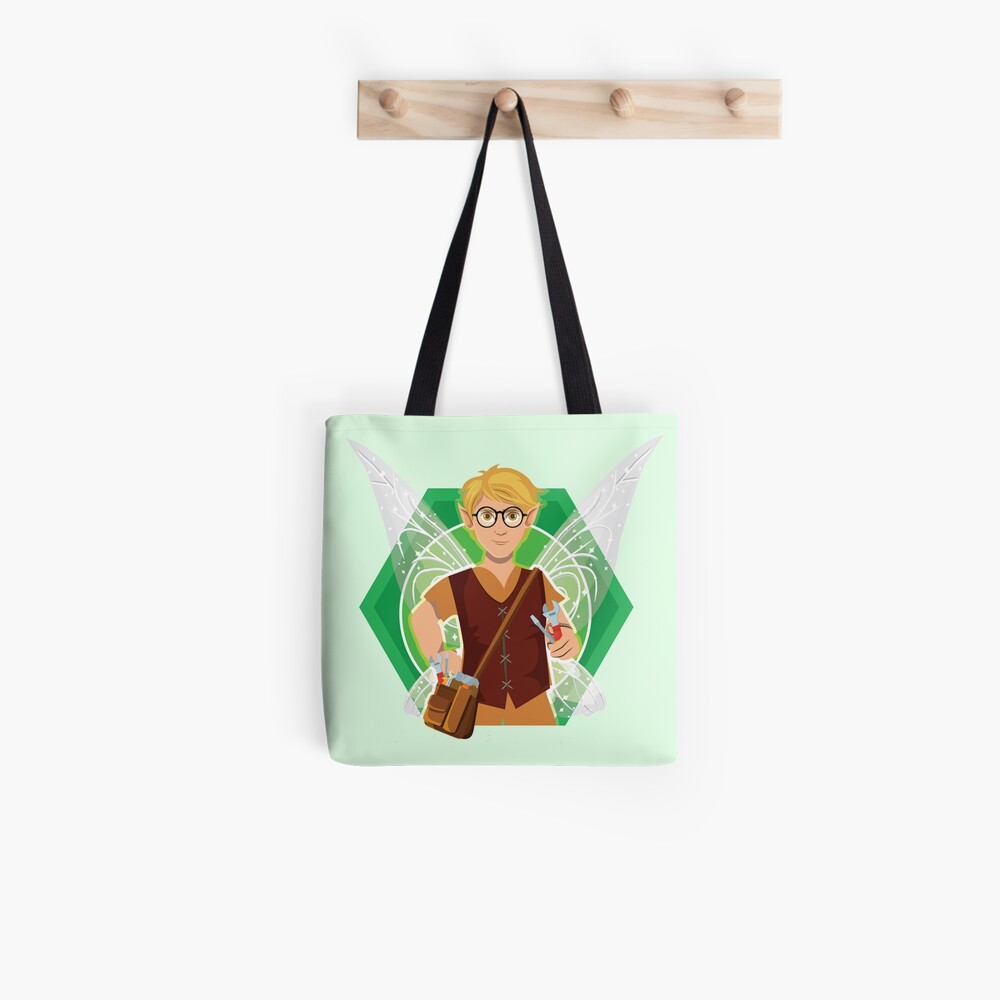 Tommy Tinker-The Tinker Fairy™ Tote Bag