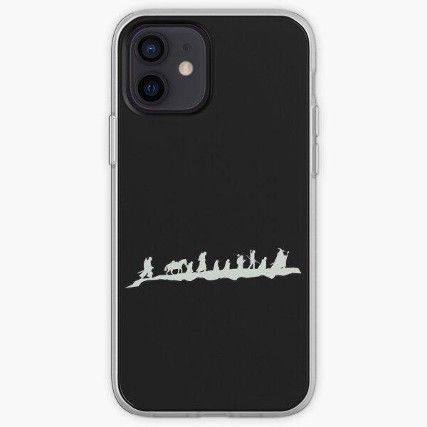 L'association Coque souple iPhone