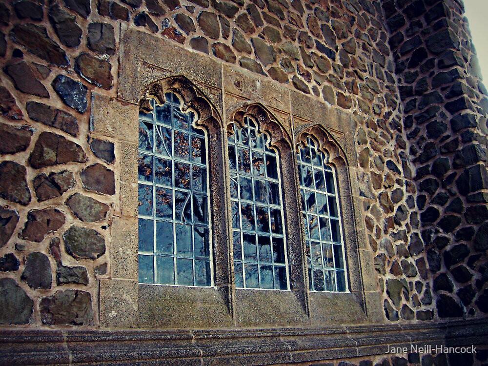 The Beautiful Windows of St James by Jane Neill-Hancock