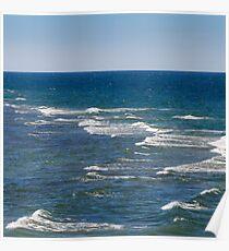 Gotland coast Poster