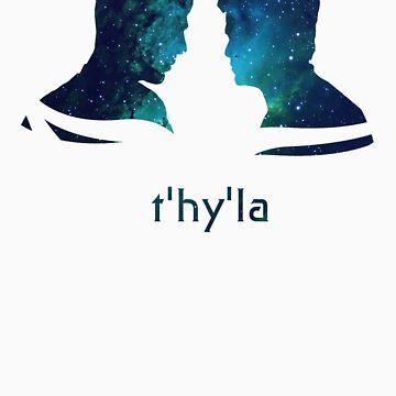 t'hy'la by SallySparrowFTW
