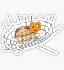 Cute Spider Sticker