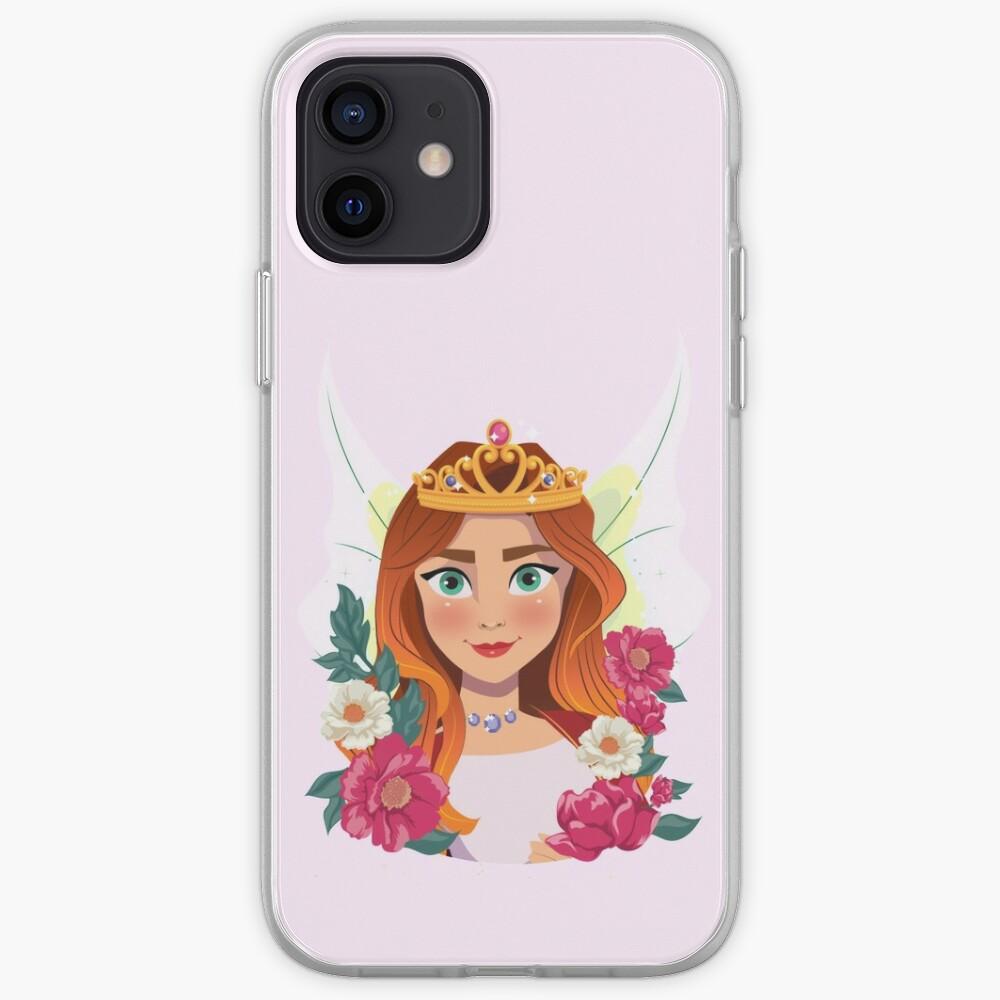 Queen Olivia The Fairy Queen™ iPhone Case & Cover