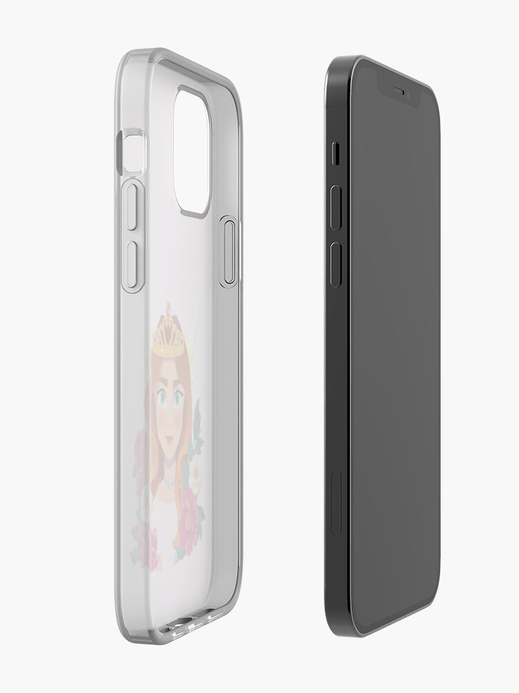 Alternate view of Queen Olivia The Fairy Queen™ iPhone Case & Cover
