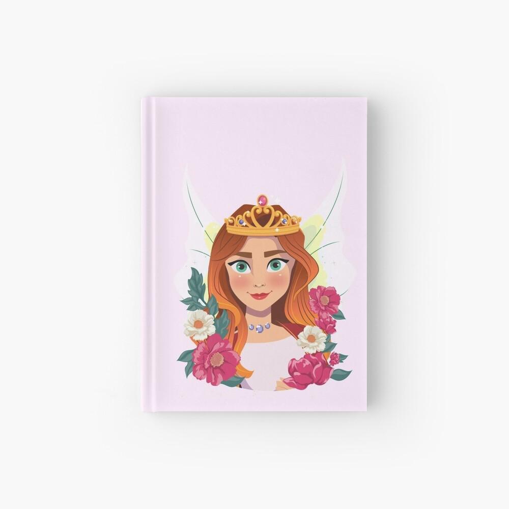 Queen Olivia The Fairy Queen™ Hardcover Journal
