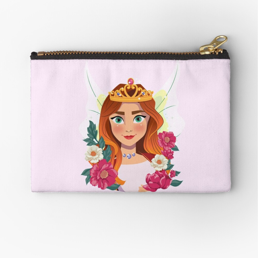 Queen Olivia The Fairy Queen™ Zipper Pouch