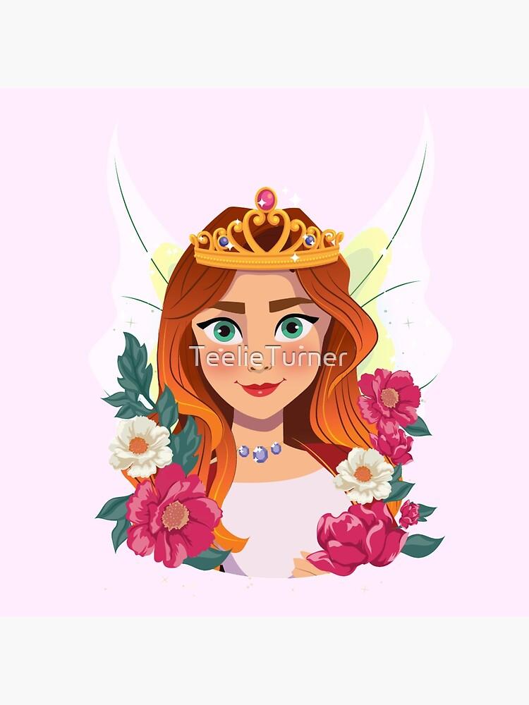 Queen Olivia The Fairy Queen™ by TeelieTurner