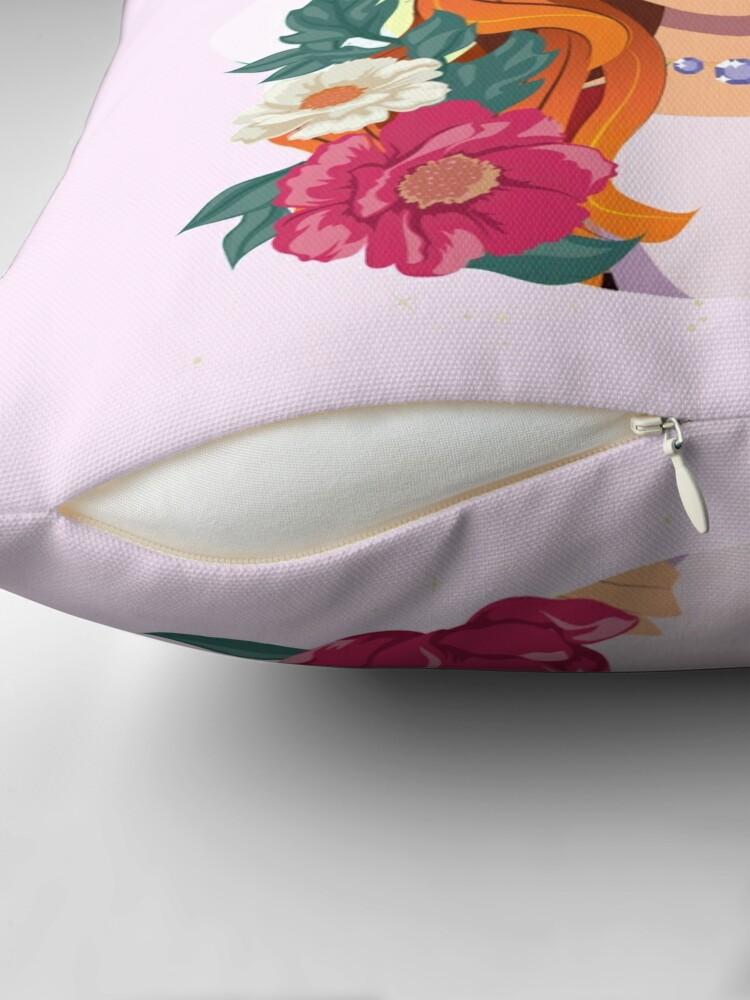 Alternate view of Queen Olivia The Fairy Queen™ Floor Pillow
