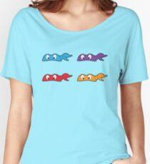 TMNT: Teenage Mutant Ninja Turtles Women's Relaxed Fit T-Shirt