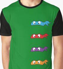 TMNT: Teenage Mutant Ninja Turtles Graphic T-Shirt