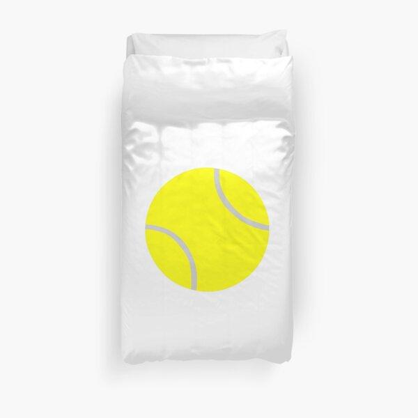 Balle de tennis Housse de couette