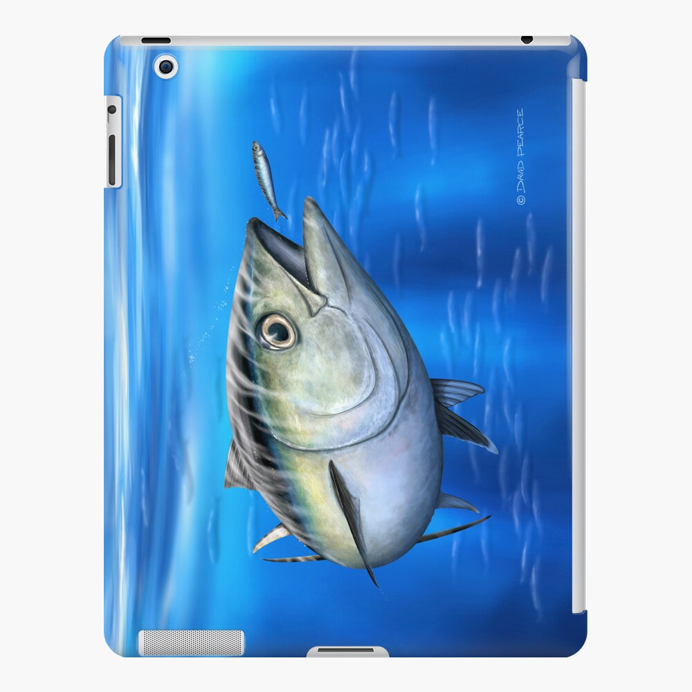 Southern Blue iPad Snap Case