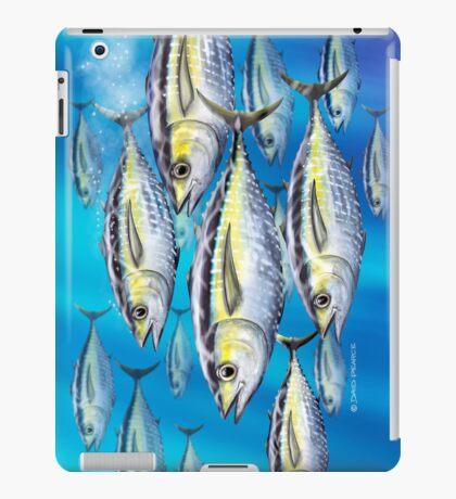 Yellowfin Tuna iPad Case/Skin