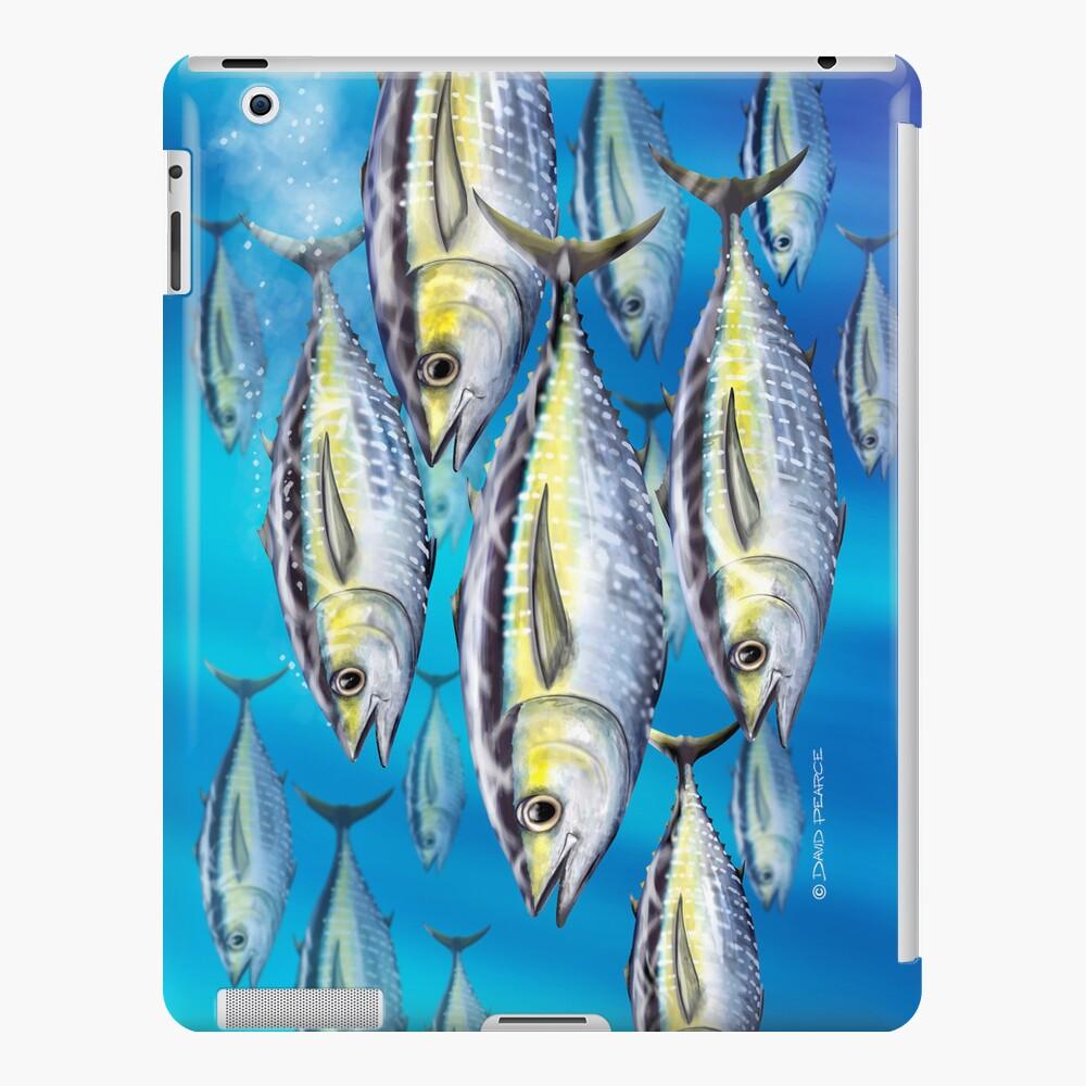 Yellowfin Tuna iPad Snap Case