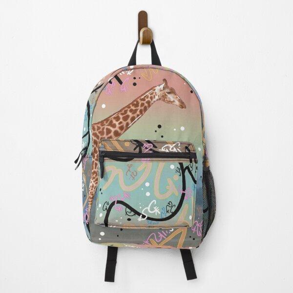 Great Little Giraffe Backpack