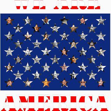 We are America by DrFrankenbaum