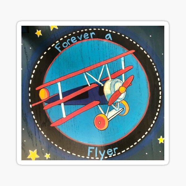 Flyers Sticker