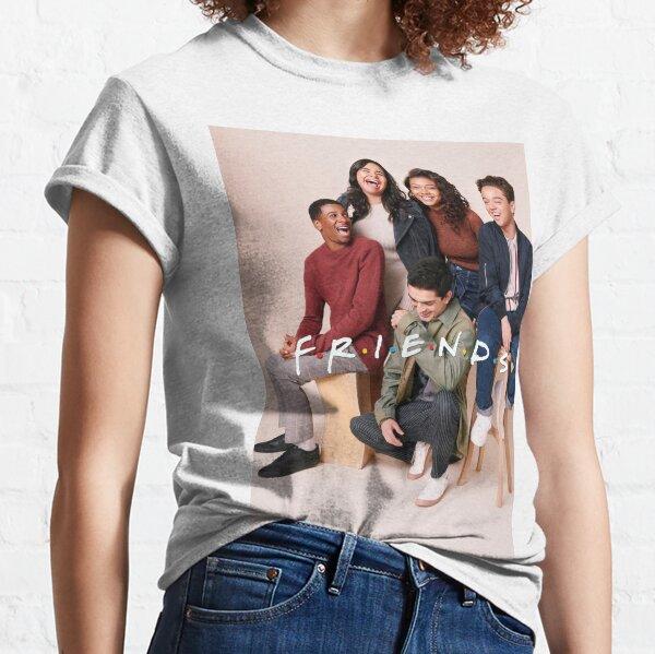 Sur mon bloc T-shirt classique