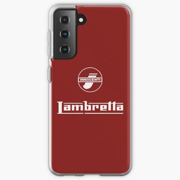 Lambretta Samsung Galaxy Soft Case