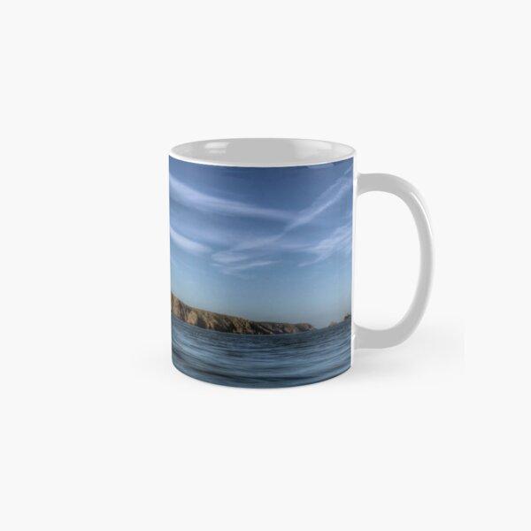 Sailing past Alderney Classic Mug