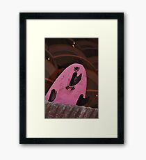 surfboard Framed Print
