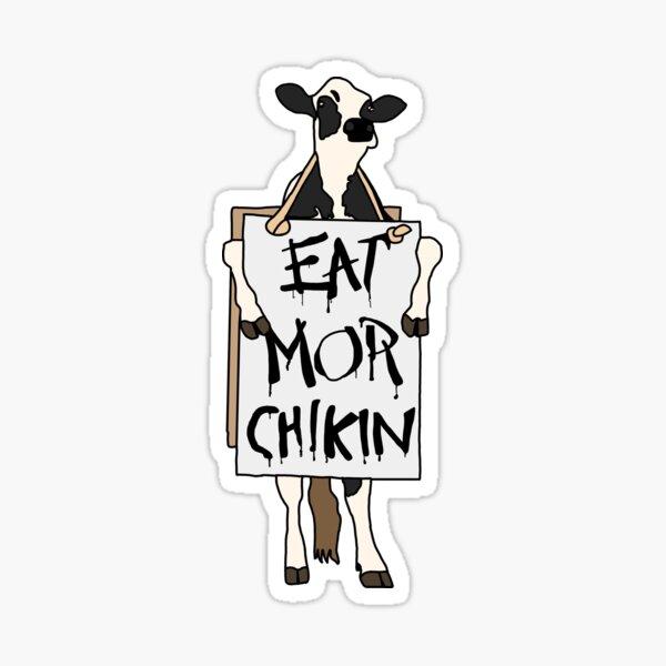Chick Fil A Sticker