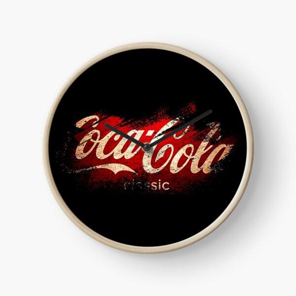 Logotipo de Coca Cola estilizado Reloj
