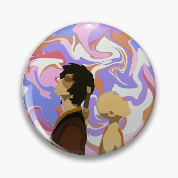 Avatar: The Last Airbender Dragon Dance Pin