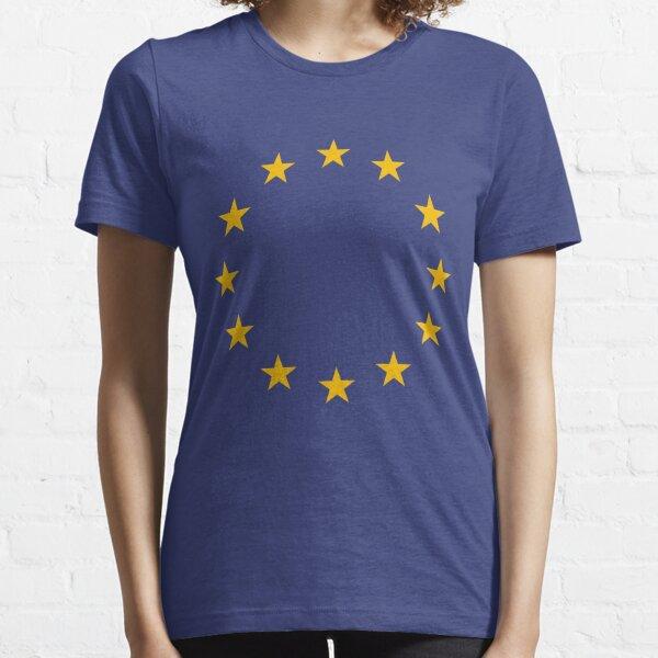 European Union Flag Essential T-Shirt