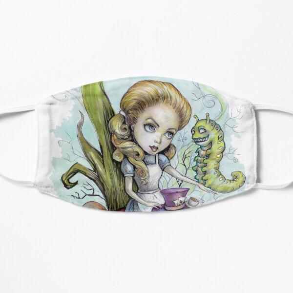 Alice in Wonderland Flat Mask