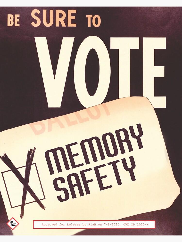 Be Sure To Vote by LazyFishBarrel