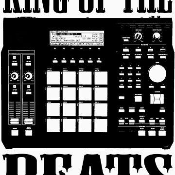 KING OF THE BEATS by digitalmidgets
