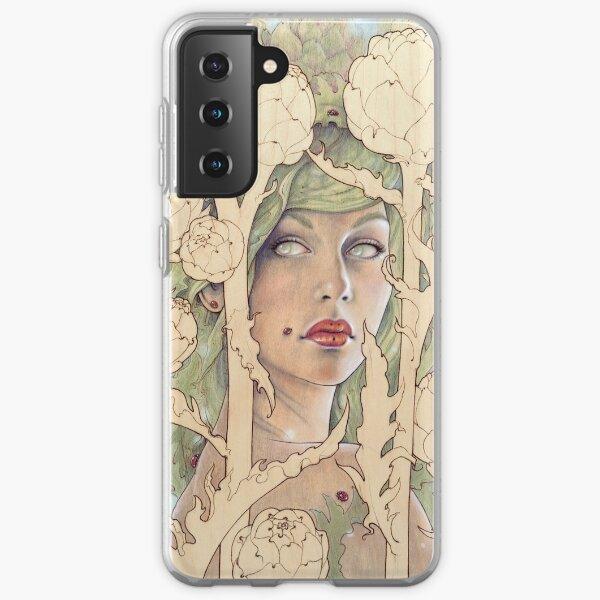 Cynara (Artichoke Nymph) Samsung Galaxy Soft Case