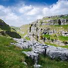 Gordale Scar, Malham, Yorkshire Dales National Park by strangelight