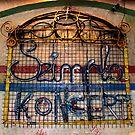 Budapest - Szimpla Kert by rsangsterkelly