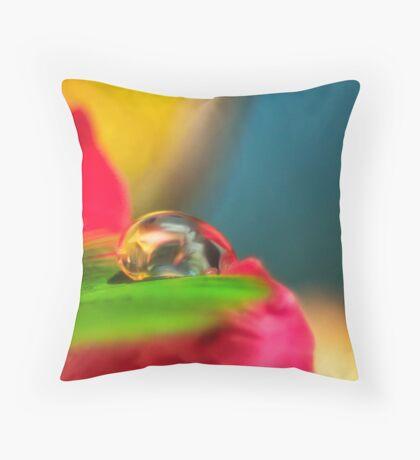 Love Born Throw Pillow